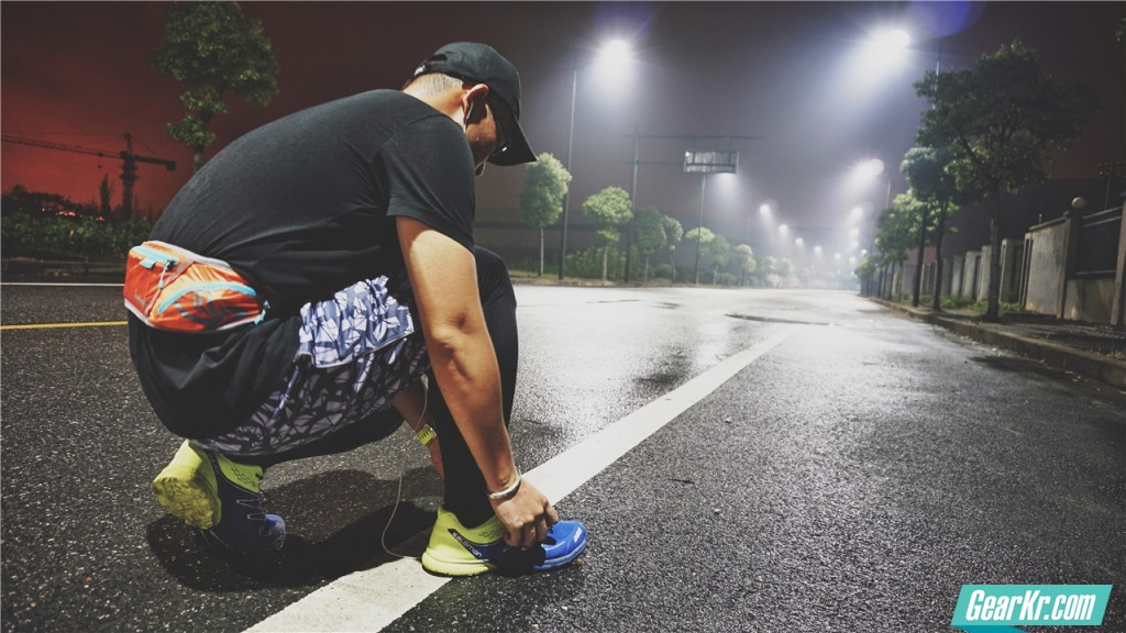 让运动更加自然——greenhermit峰鸟蝉翼超轻运动腰包