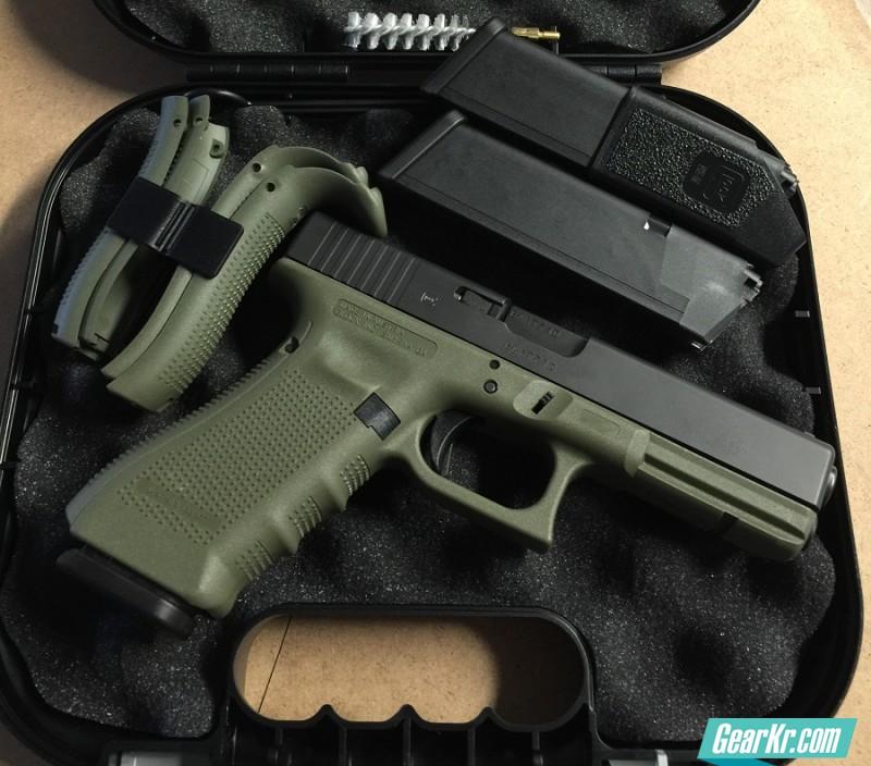 格洛克手枪的保险装置如何可靠有效?
