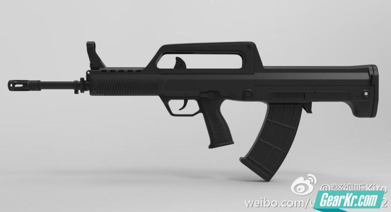 中国现役95突击步枪的子弹出口动能是多少?