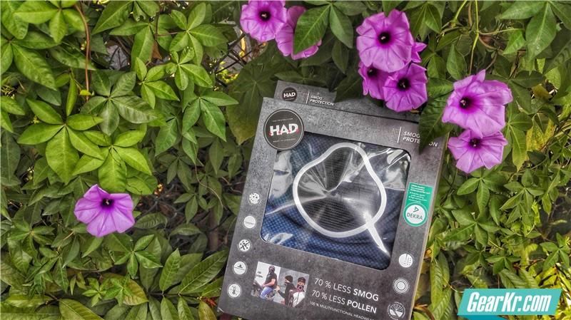 德国HAD防雾霾魔术头巾1