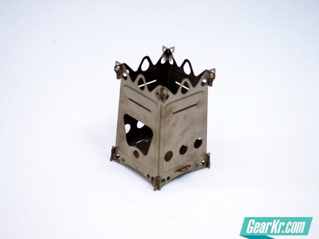 轻量化露营装备——EMBERLIT FIREANT 柴火炉