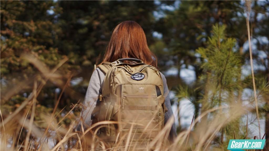 装备控都缺一个中型背包——TASMANIAN TIGER塔虎 TT战术背包