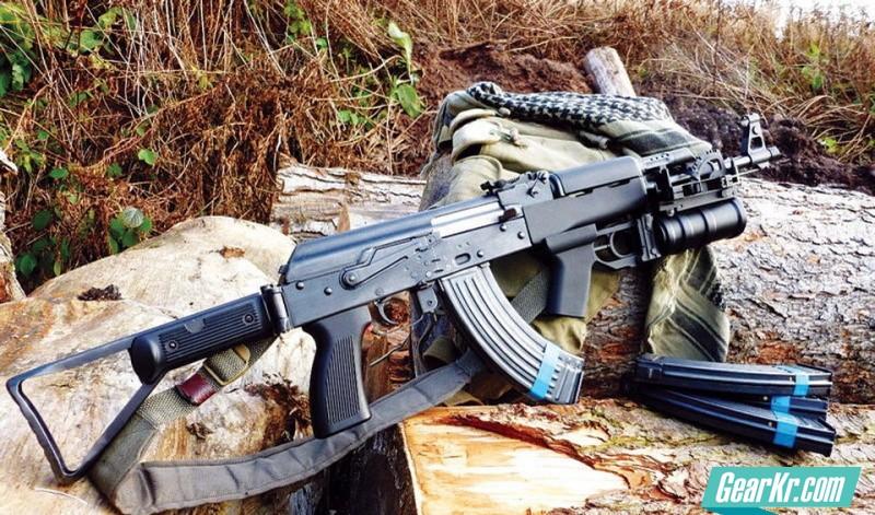 中国单兵武器出口美国:56式系列枪族是出口主力