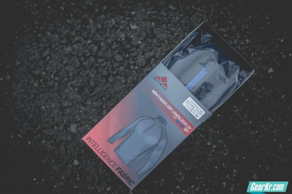 畅爽黑科技,跑步新战袍-Montello蒙特罗原力立领速干长袖T恤测评