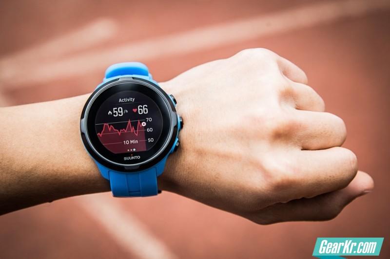 随心而动——Suunto Spartan Sport Wrist HR 颂拓斯巴达极速光学心率版评测(一)