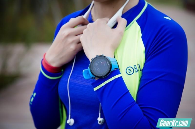 随心而动——Suunto Spartan Sport Wrist HR 颂拓斯巴达极速光学心率版评测(三)