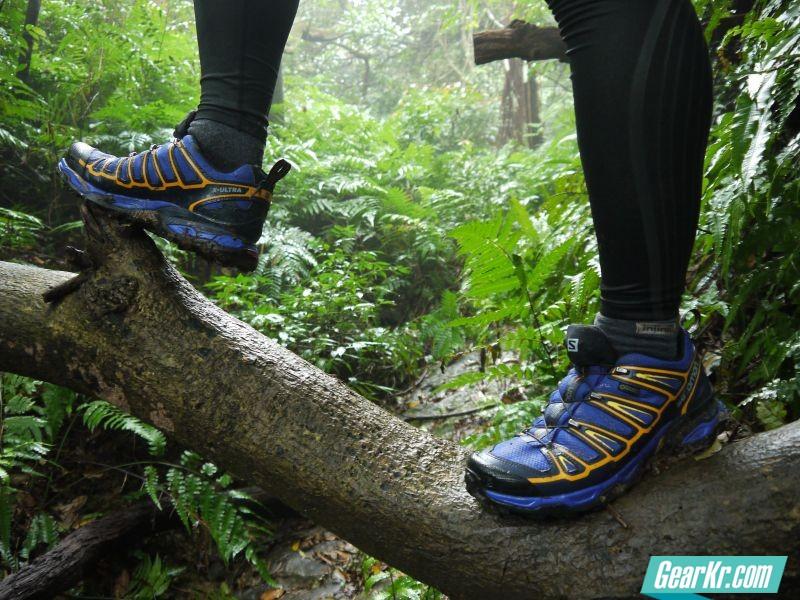 Salomon X ULTRA 2 GTX——耐磨耐操的登山鞋