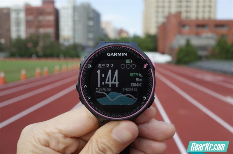 跑步生活好表现 Garmin光学心率话题新作