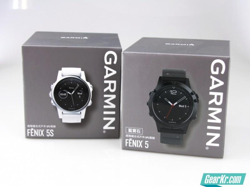 OMG!GARMIN Fenix 5 不只更帅 也把训练变得更简单