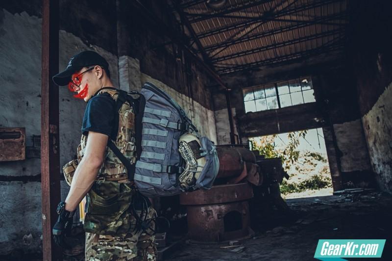 全套大保健,要啥随你点——COMBAT2000 X BackPack Tactical 27L MK.I战术背包系统全网首测