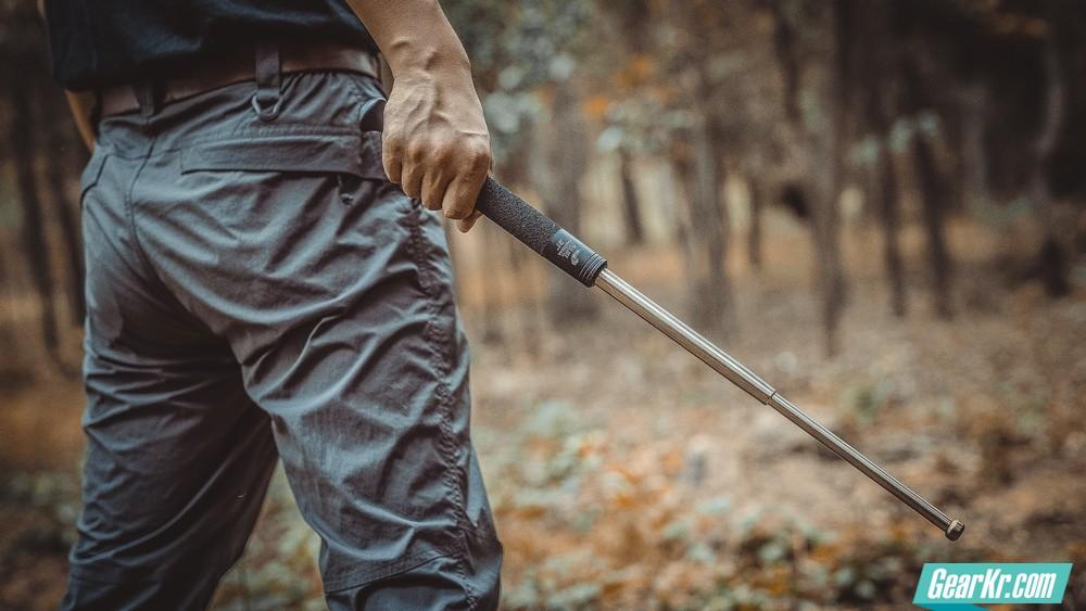 超强锁定 轻量携行——弘安保罗战术银羽评测