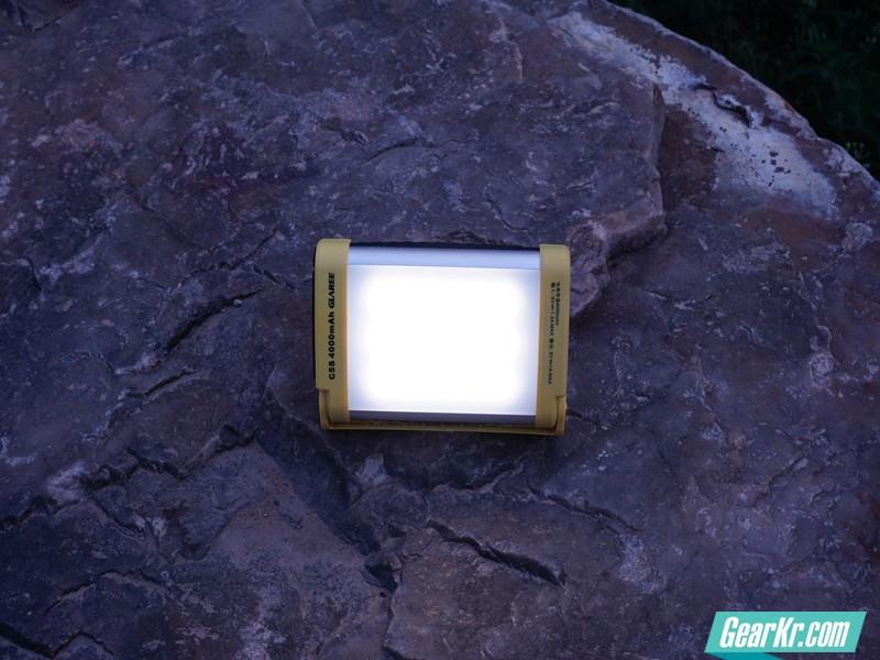 山里横-山瑞C5S野营灯