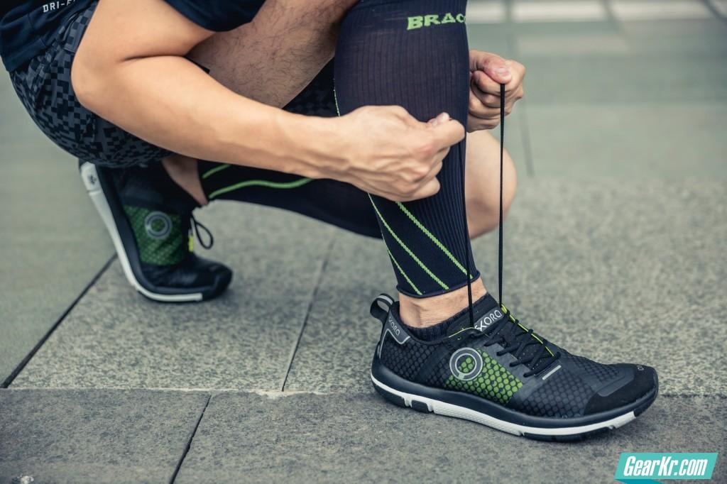 自然的内核兼具精致的皮囊—Skora Tempo气垫科技减震跑鞋测评