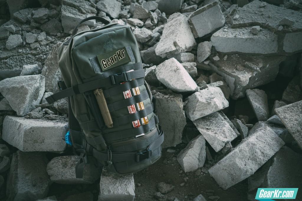 丰俭由人——-塔虎15L基础款背包评测
