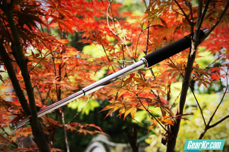 雷神之锤——野人谷雷锤21寸甩棍测评