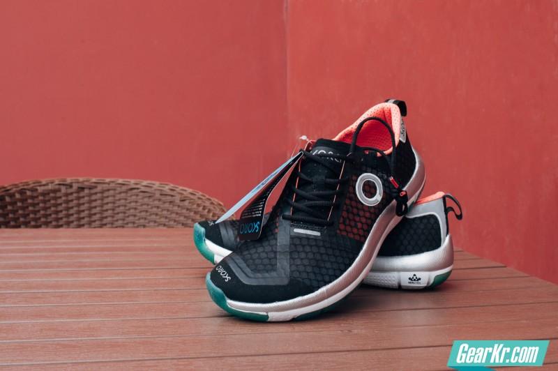 你需要的不是一双跑鞋|SKORA TEMPO减震跑鞋测评