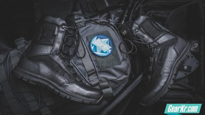 夏天穿也不会感到闷热的八寸作战靴——PSIGEAR PB03272系列超轻城市作战靴评测