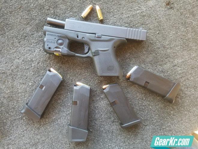 "GLOCK G43袖珍手枪深度测评—-""近乎完美""的袖珍手枪?"