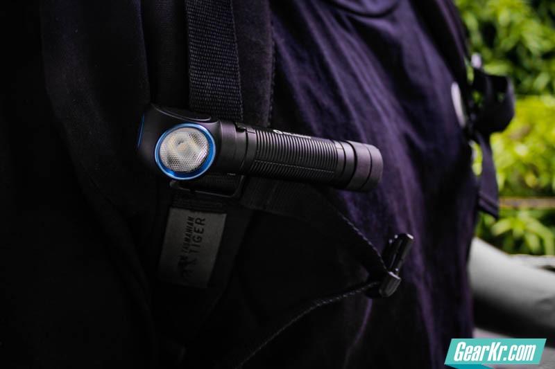 掌心妲己——OLIGHT H2R NOVA灵狐多用途可充电手电测评-49