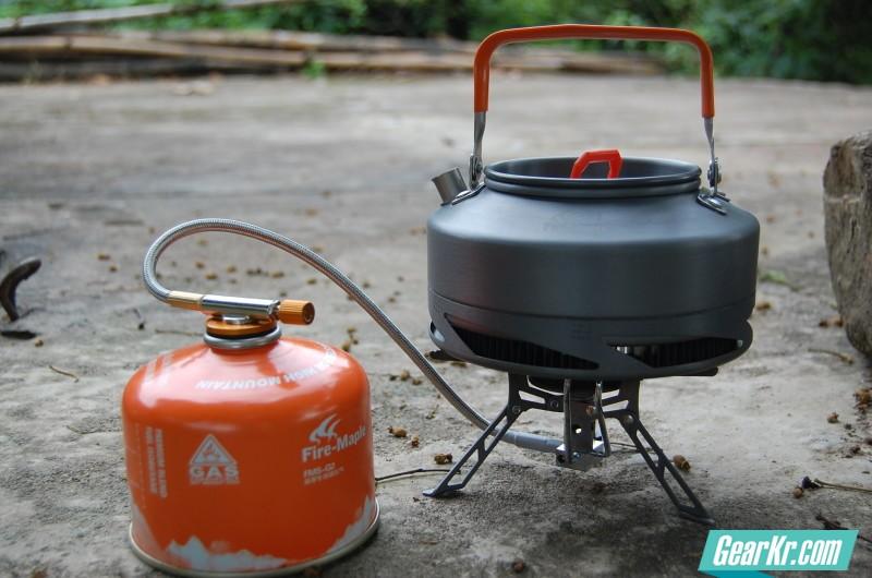 您的移动厨房——火枫刀锋2钛金分体气炉测评