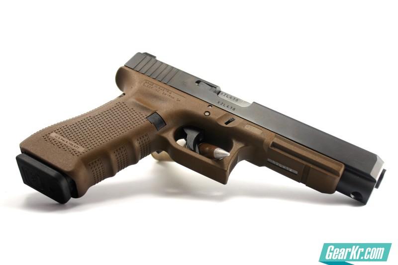 3-GUN手枪之我见—-Glock G34 Gen4