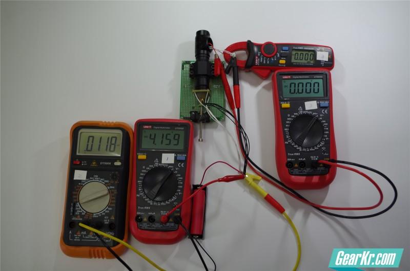 电路效率-待机电流