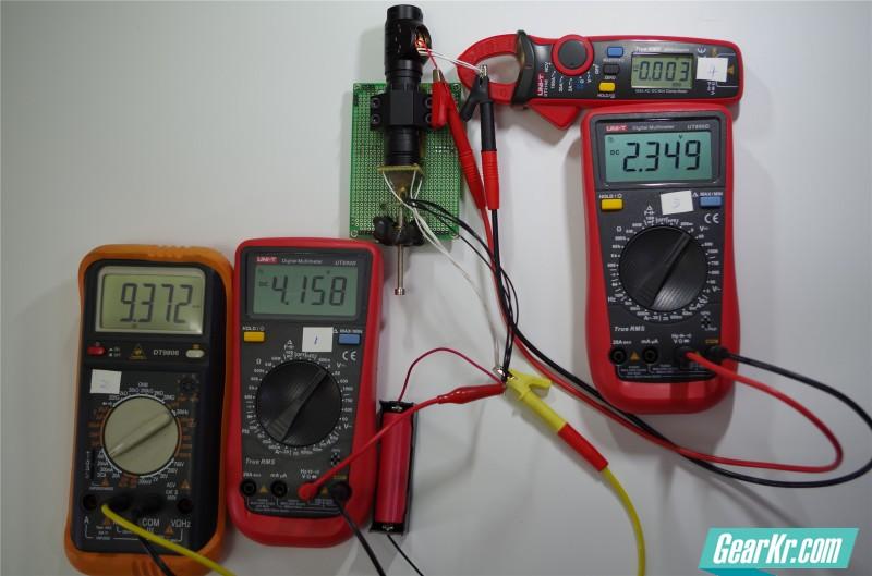 电路效率-极暗