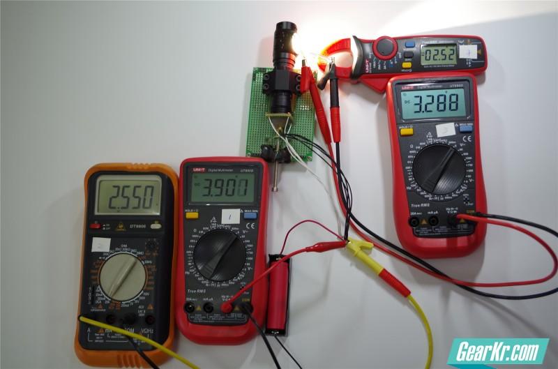 电路效率-极亮