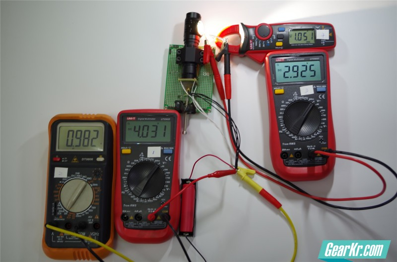 电路效率-中间