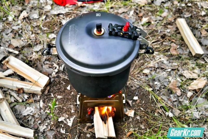 都别动,这个锅我来背。–Snowline 雪线 超轻高压锅
