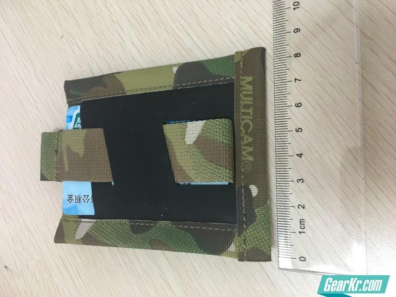 ROCKPAK卡包宽度8.5CM左右