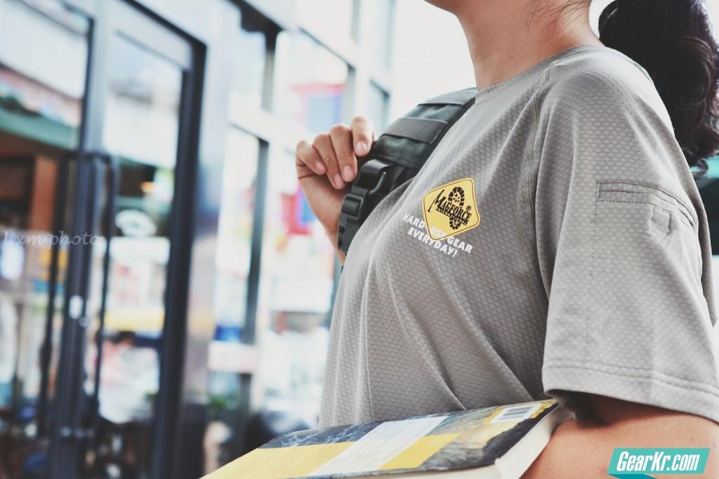 薄如蝉翼,丝般顺滑——MAGFORCEC(C0114)运动T恤