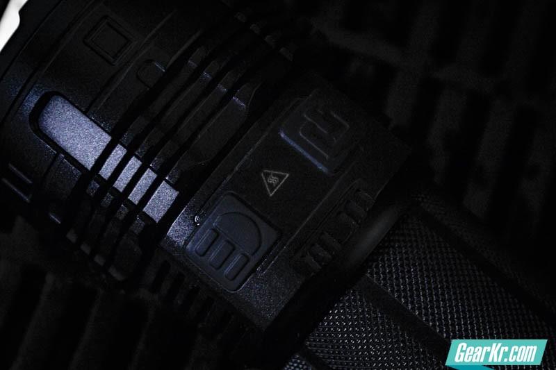 暗夜圣杯——IMALENT艾美能特DT70户外强光手电测评-41