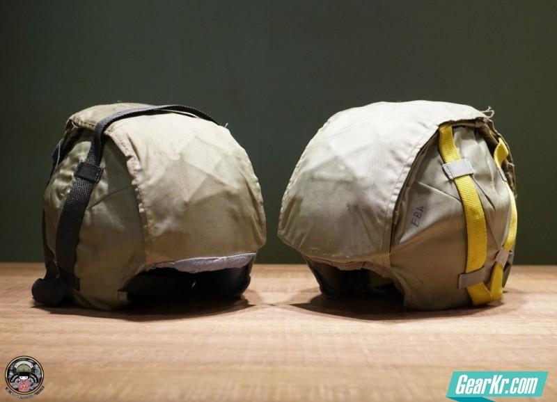 STSh81 Titanium Helmet & SSSh94比较