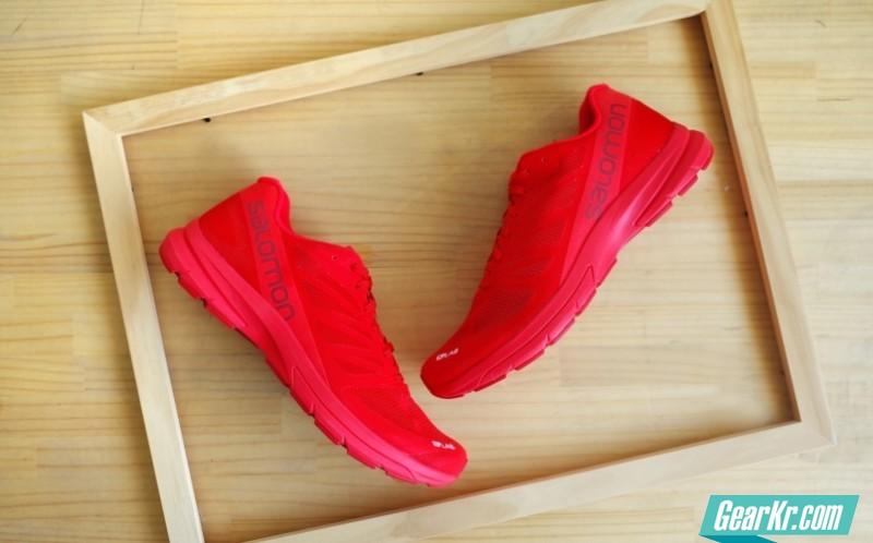 跳脫框架的小紅鞋 Salomon S-Lab SONIC 2