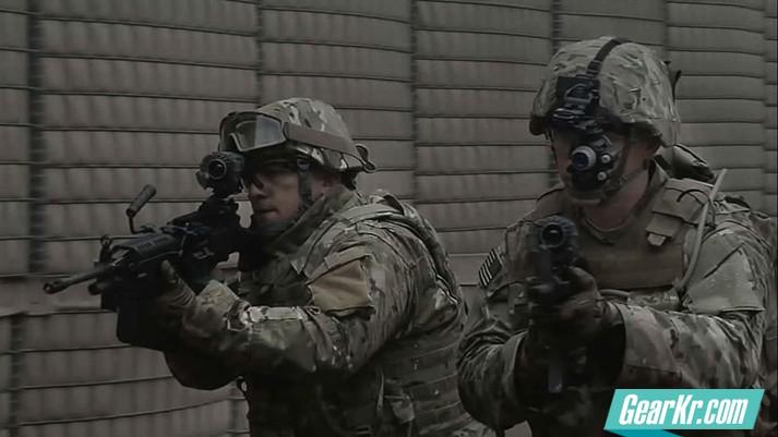 美军即将装备新型夜视系统