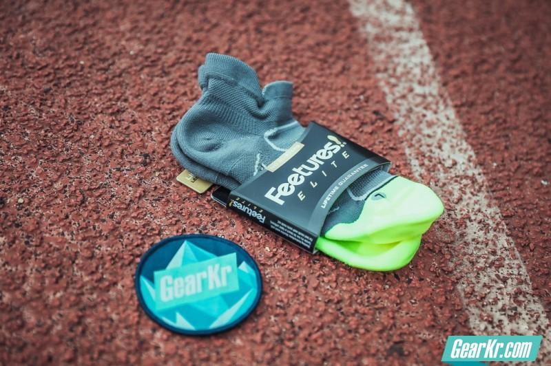 这是一篇冇味道的测评——Feetures!精英系列专业跑步袜测评