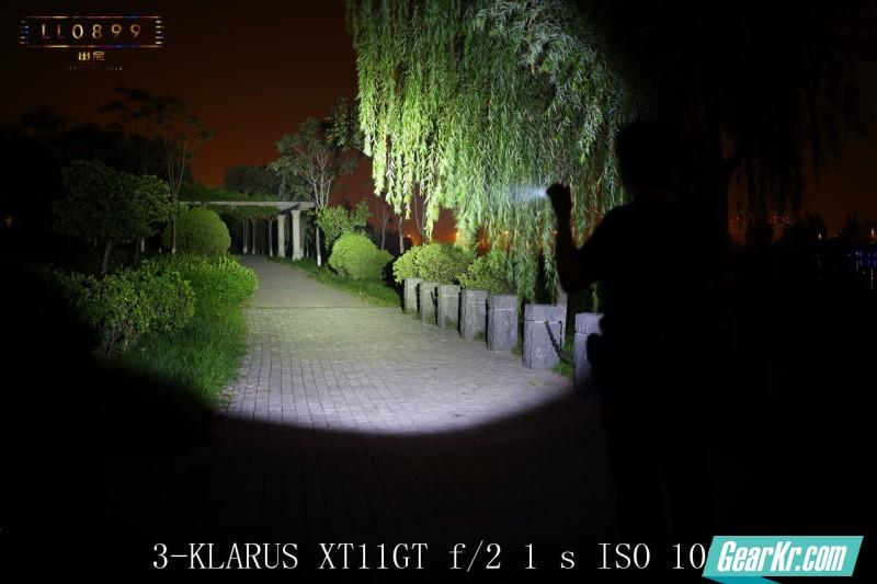 3-KLARUS XT11GT