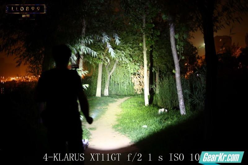 4-KLARUS XT11GT