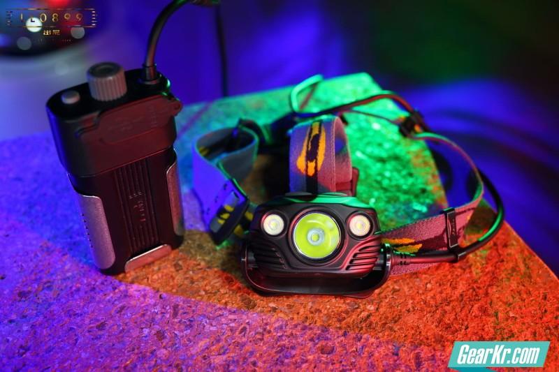 年度最佳头灯FENIX新旗舰HP30R入手大评 多图 拆解 对比 LL0899出品