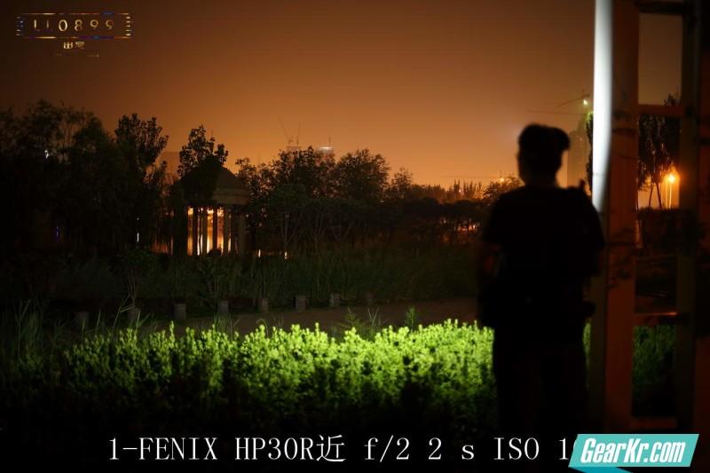 1-FENIX HP30R近