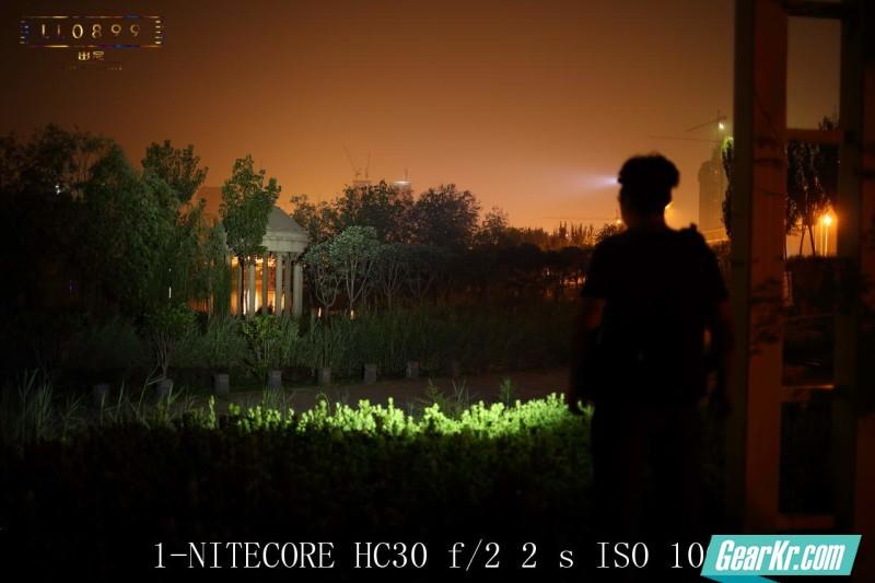 1-NITECORE HC30