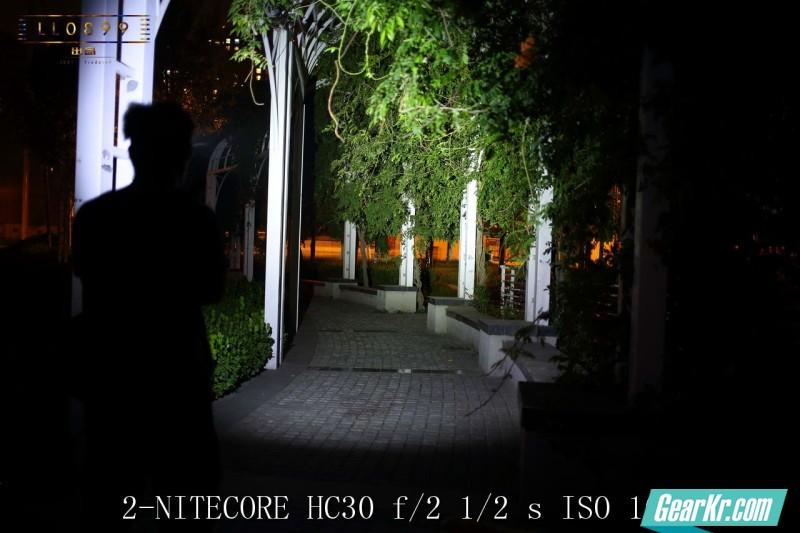 2-NITECORE HC30