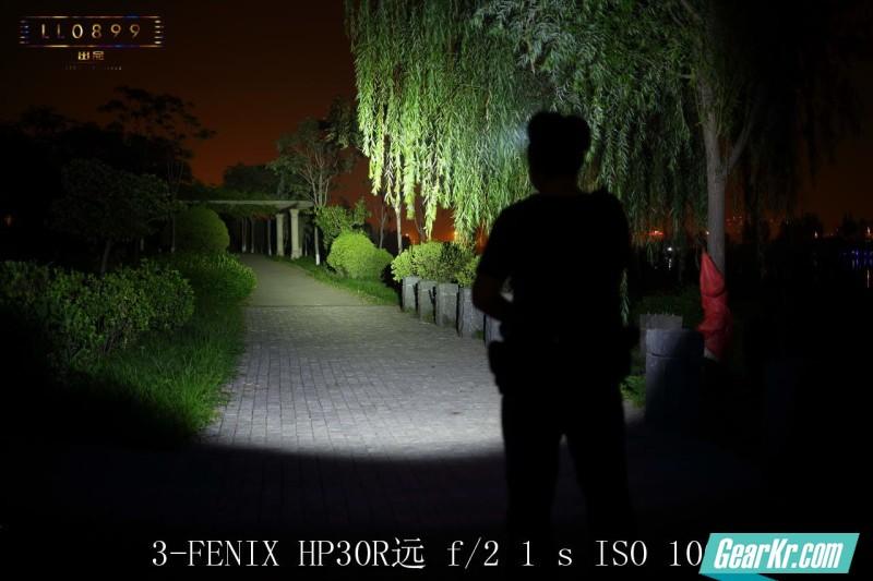 3-FENIX HP30R远