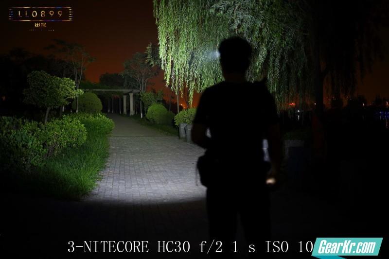 3-NITECORE HC30