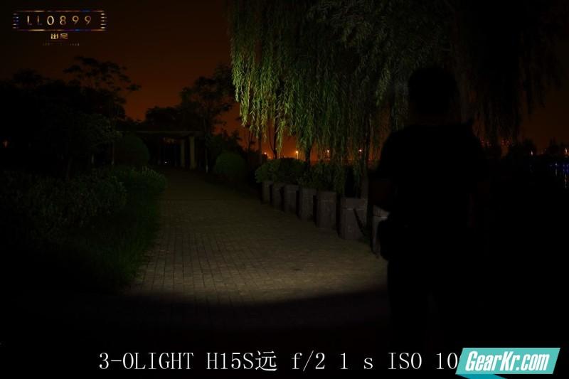 3-OLIGHT H15S远