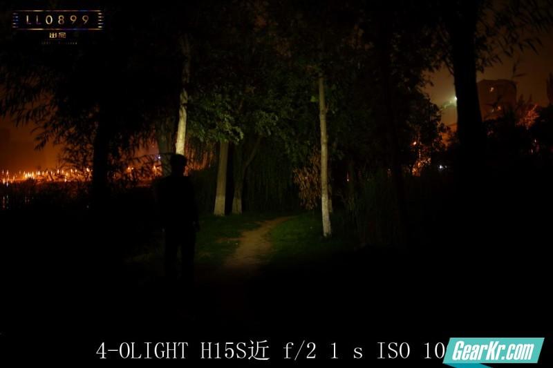 4-OLIGHT H15S近