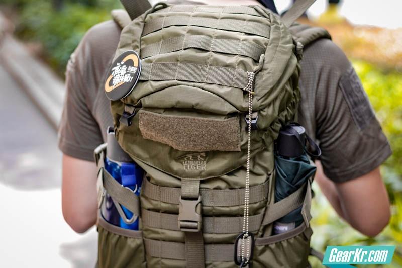 塔斯马尼亚虎骑兵轻型背包-5