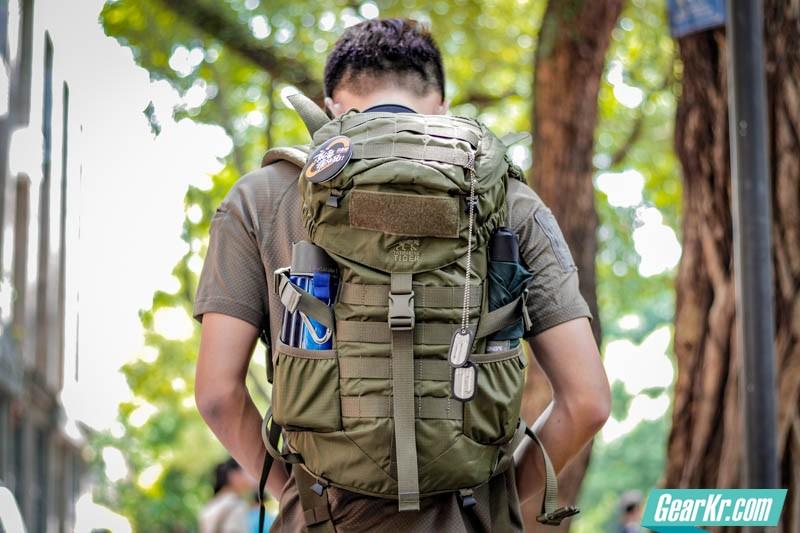 塔斯马尼亚虎骑兵轻型背包-12