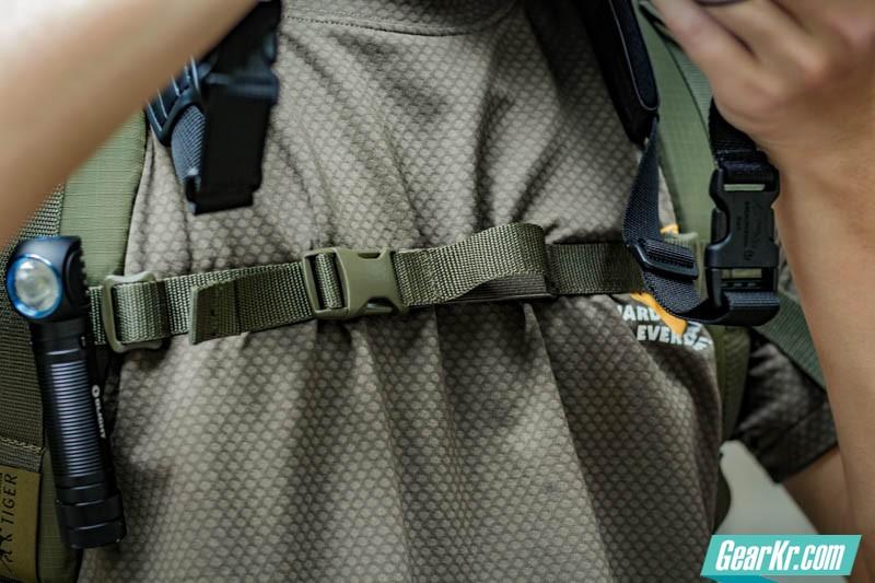 塔斯马尼亚虎骑兵轻型背包-18